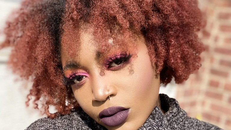 I dyed my hair red in the Pandemic — and as a Black woman, it's freeing AF
